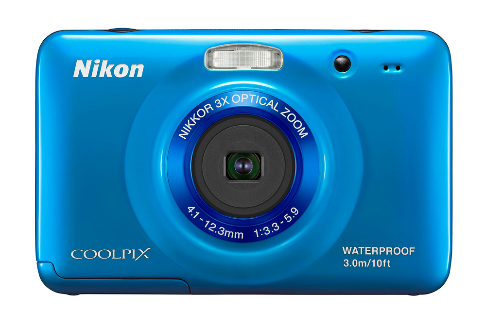 Nikon S30 —fave summer gadgets