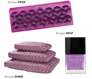 Tech On Trend: Radiant Orchid