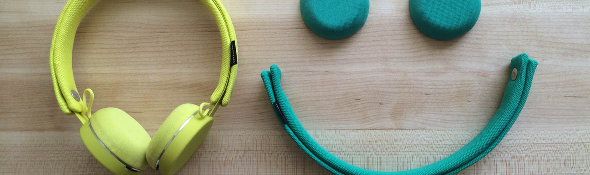 Wash & Wear: Urbanears Humlan Headphones