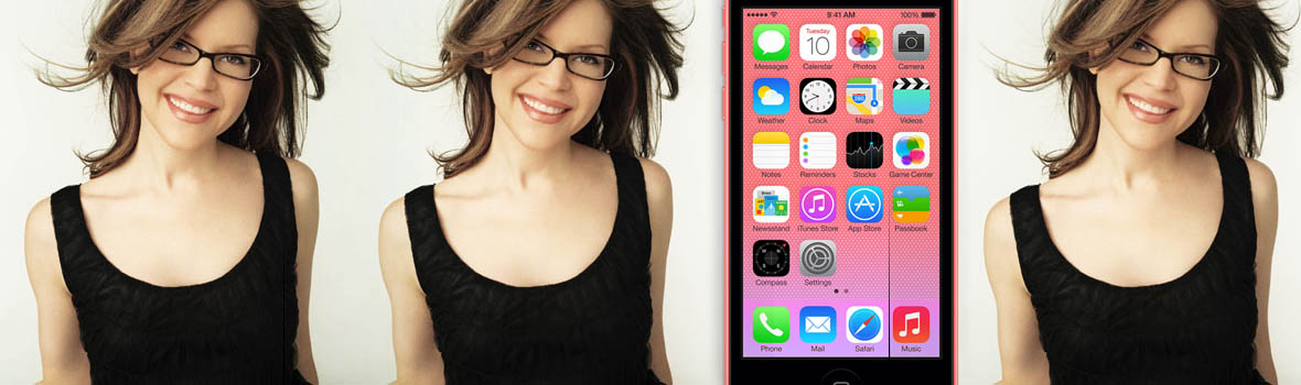What's on your phone? Lisa Loeb