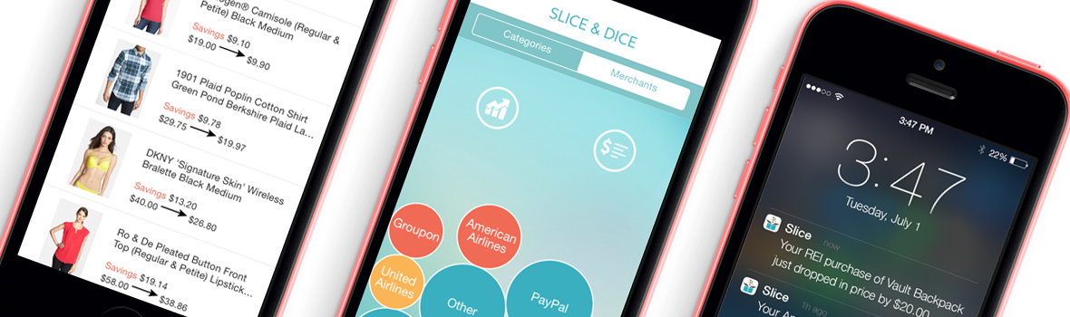 Slice: Your online shopping organizer