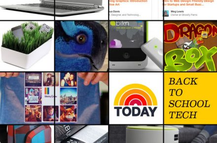 Today Show: Back To School Tech