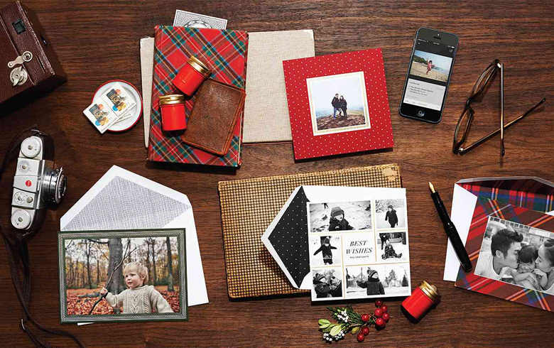 holiday Cards— paperless post