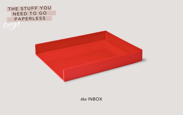 Paperless: Inbox