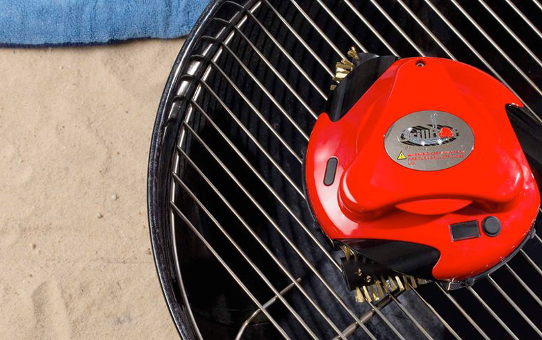 grilling gadgets: Grillbots