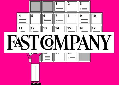 Fast Company: Carley Knobloch Press