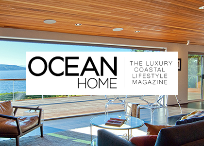 Ocean Home Magazine: Carley Knobloch Press