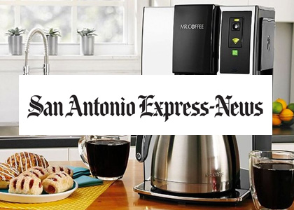 San Antonio Express: Carley Knobloch Press