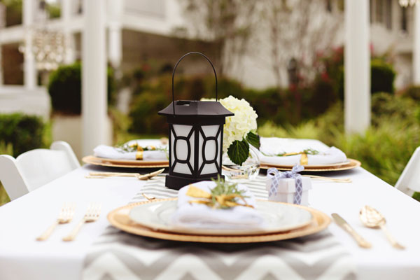 Outdoor Entertaining Technology