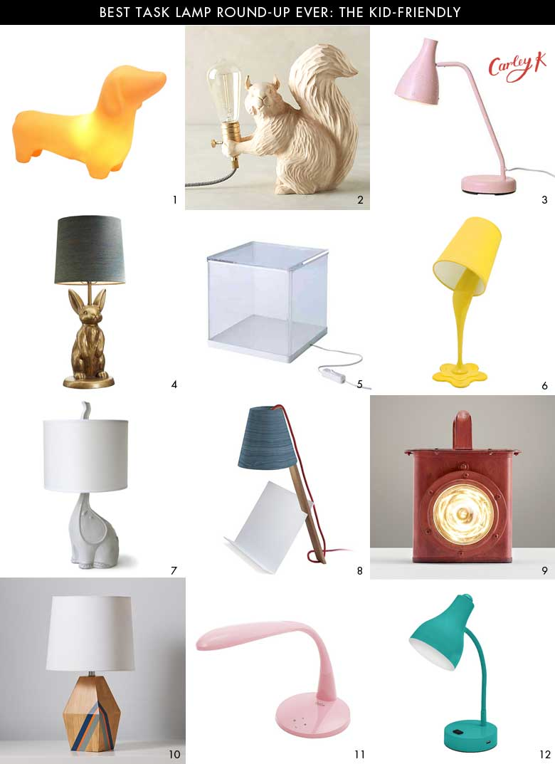 The best task lamp round up ever task lamp geotapseo Gallery