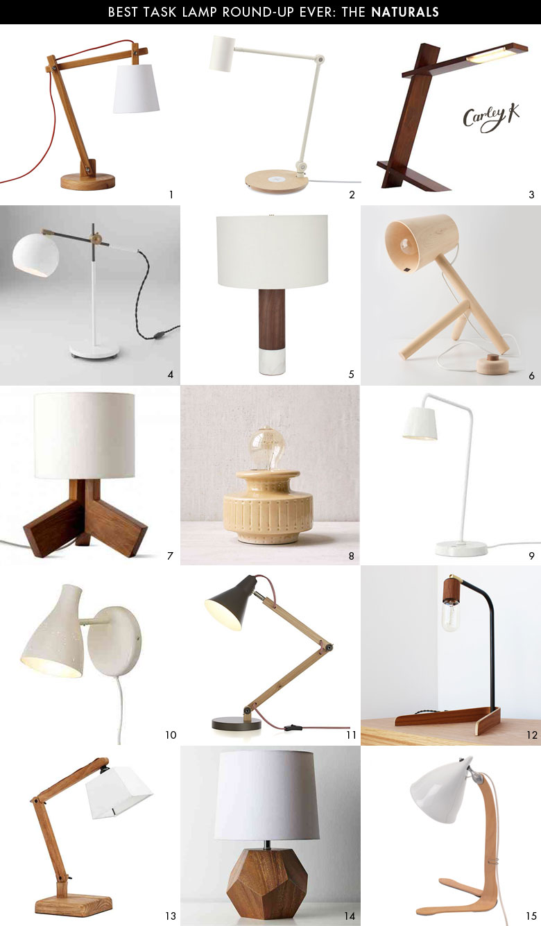 The Best Task Lamp Round Up Ever