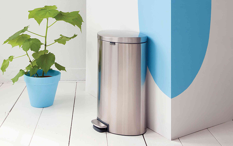 Brabantia Flat Back + International Housewares Show