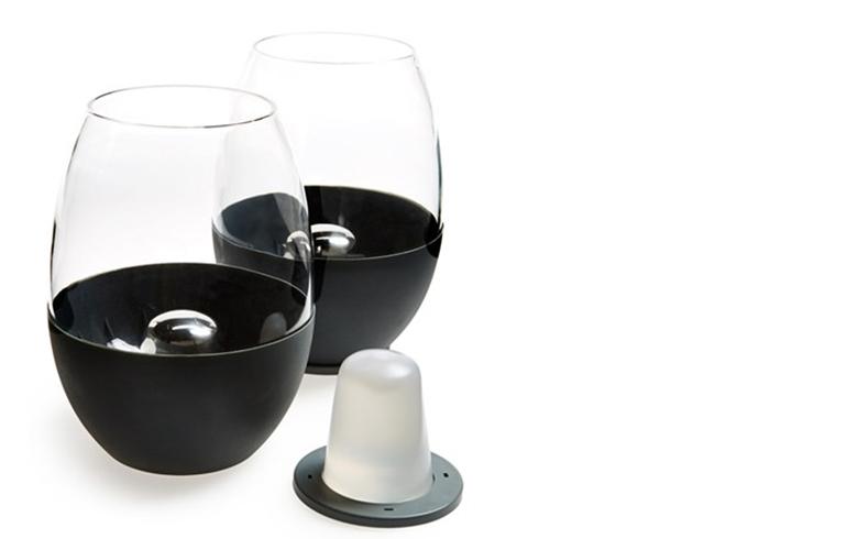 Dimple Glassware International Housewares Show
