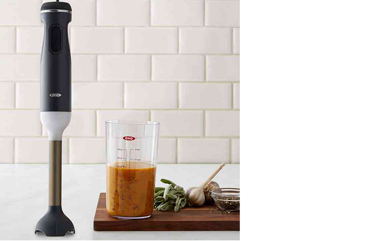 International Housewares Show Oxo On Digital Immersion Blender