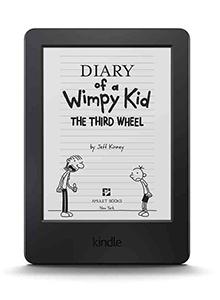 Amazon Kindle Kid Bundle