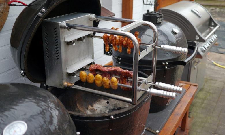 Carson Rodizio: grilling gadgets