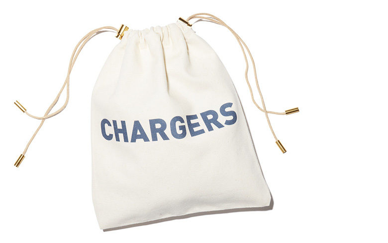 Things I'm loving: goop charger sack