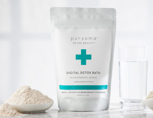 pursoma digital detox bath: electromagnetic radiation