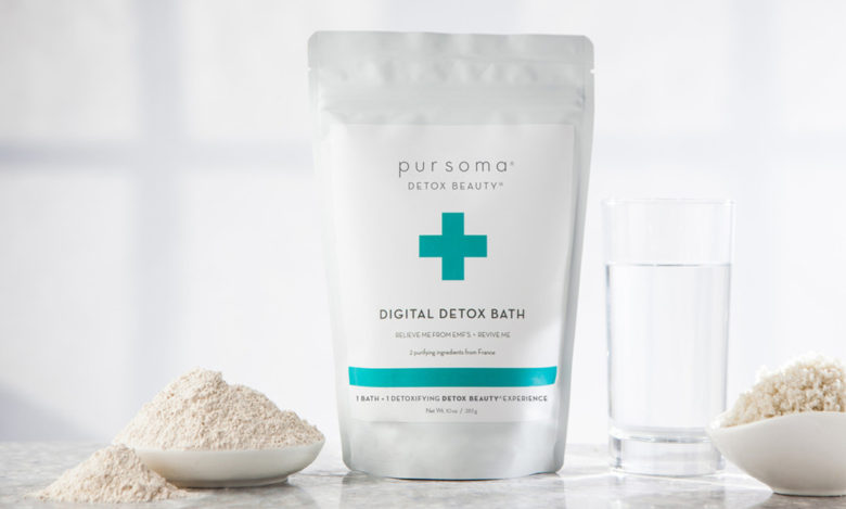 pursoma digital detox bath: electromagnetic radiation