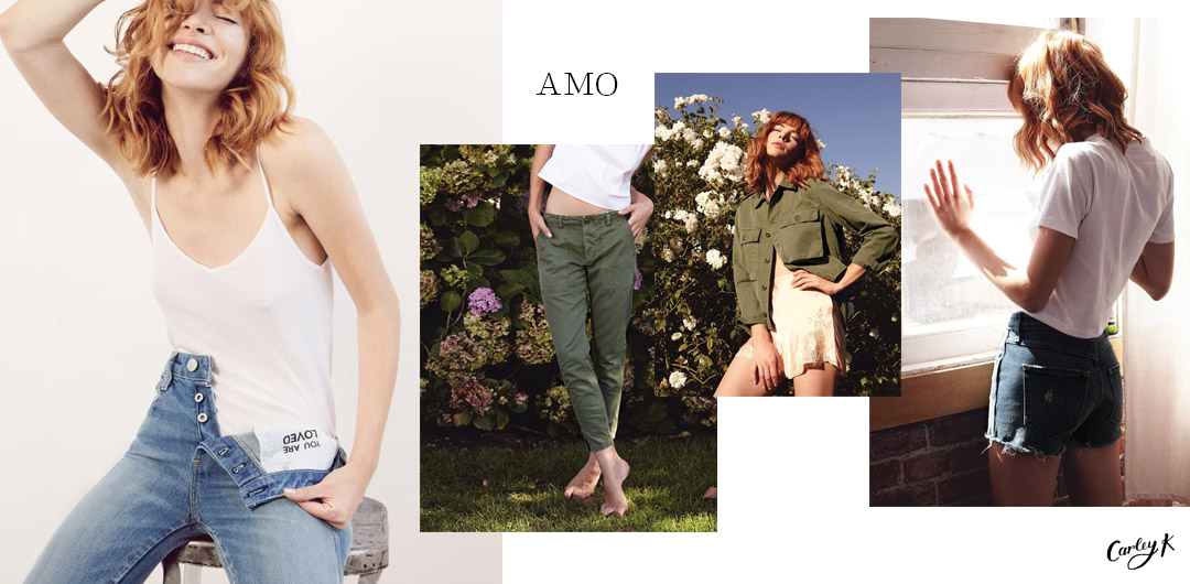 LA Fashion Brands: AMO