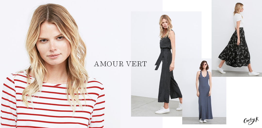 LA Fashion Brands: Amour Vert