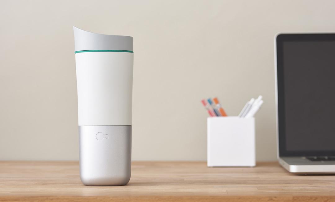 smart water bottle: ozmo