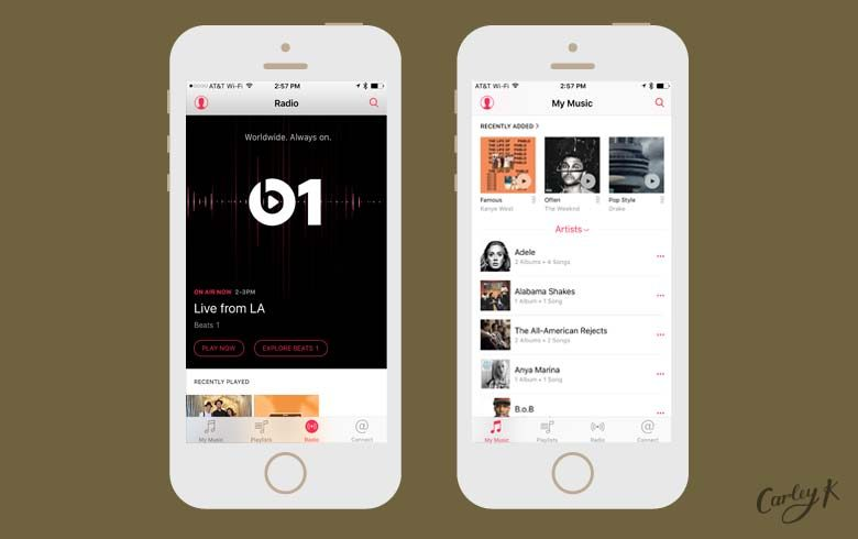 Streaming Music Apps: Apple Music