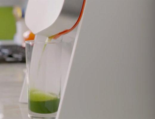 Juicero Cold Pressed Juice