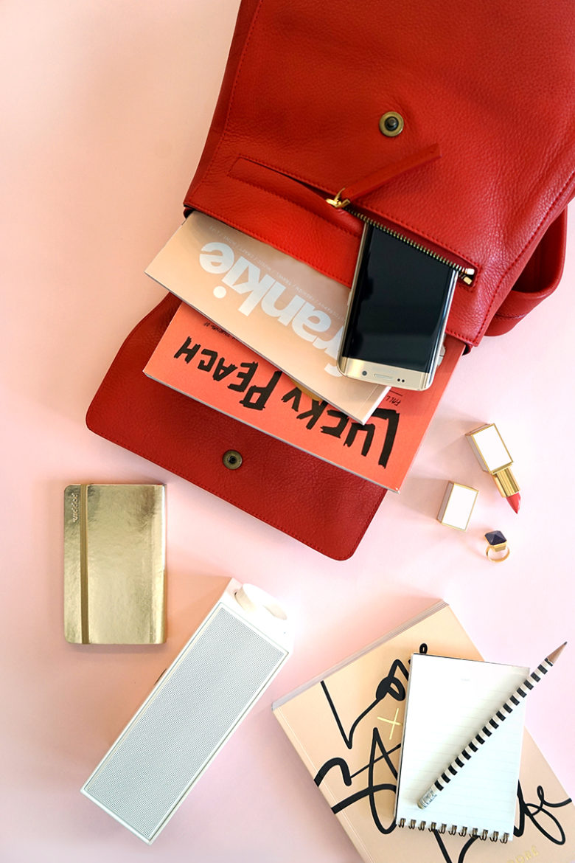 horizn: tech-friendly backpacks