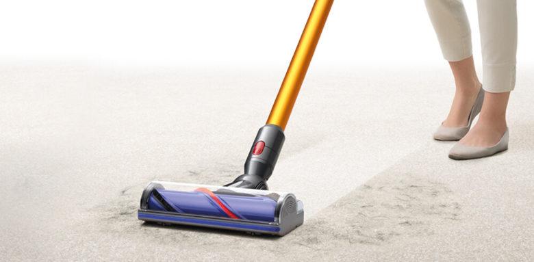Dyson V8 Cord-Free: Smart Vacuums