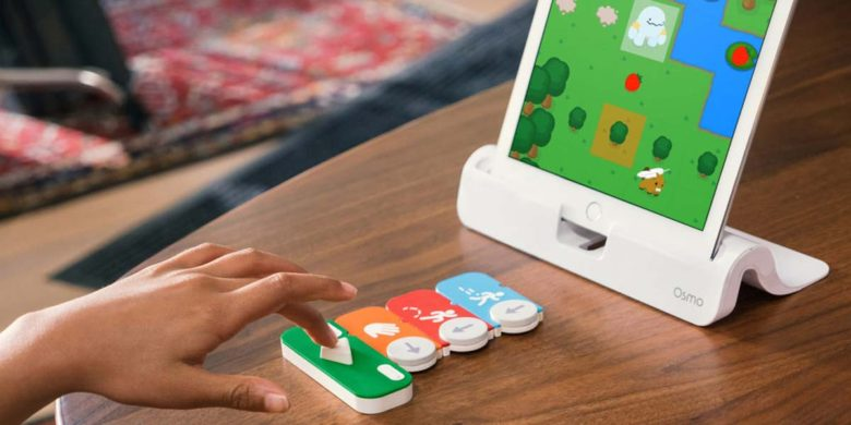 STEM Toys for kids: Osmo Coding