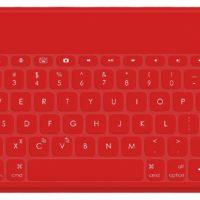 Logitech Keys-to-go Bluetooth keyboard in red
