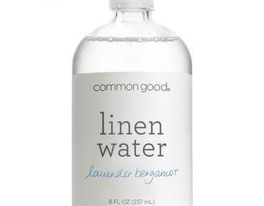 Common Good Linen Water