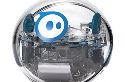 Sphere SPRK+ programmable robot ball