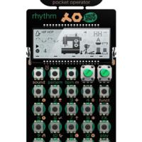 Teenage Engineering PO-12 drum machine and sequencer