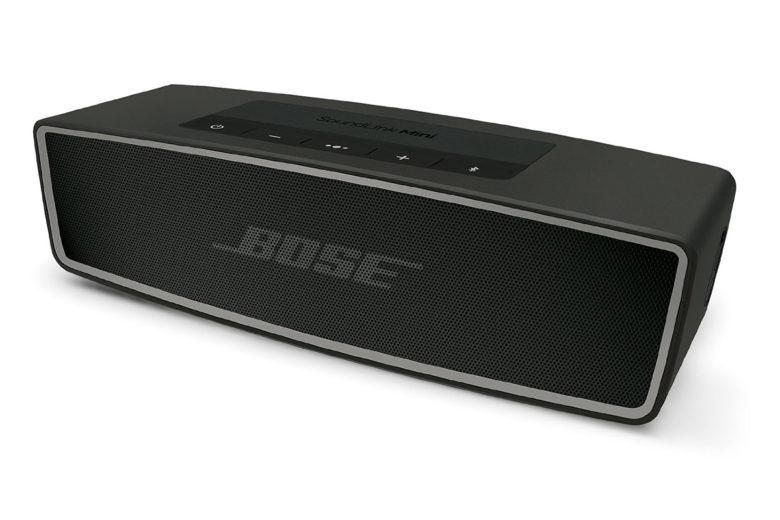 Bose Mini Soundlink II: Best portable bluetooth speakers
