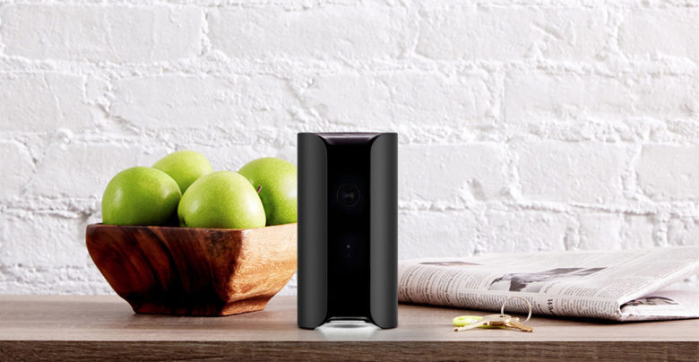 Canary: Smart home security