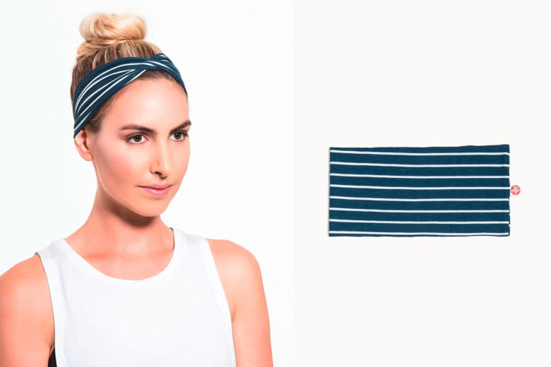 headbands: workout wear