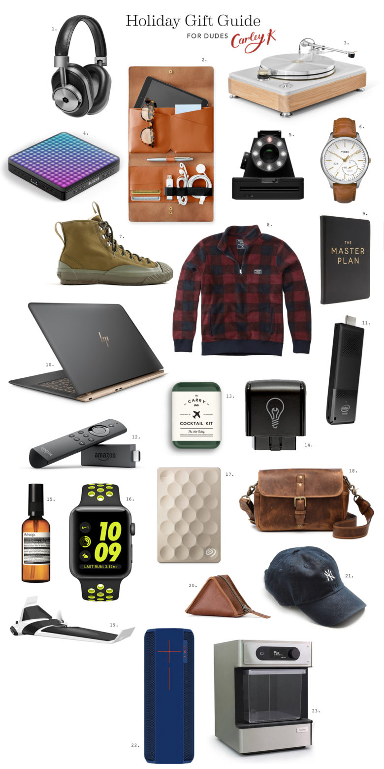 Best Tech Gifts for Guys