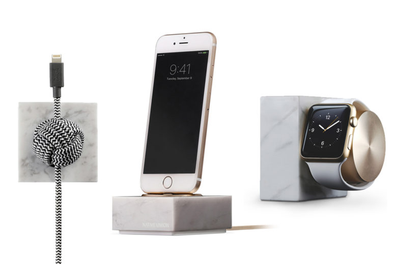 Holiday gift guide: Native Union Luxury Tech