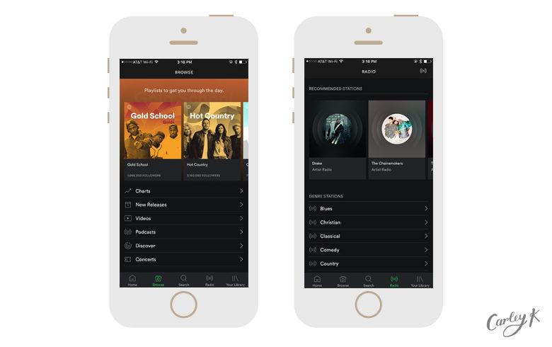 Spotify: Thanksgiving Tech