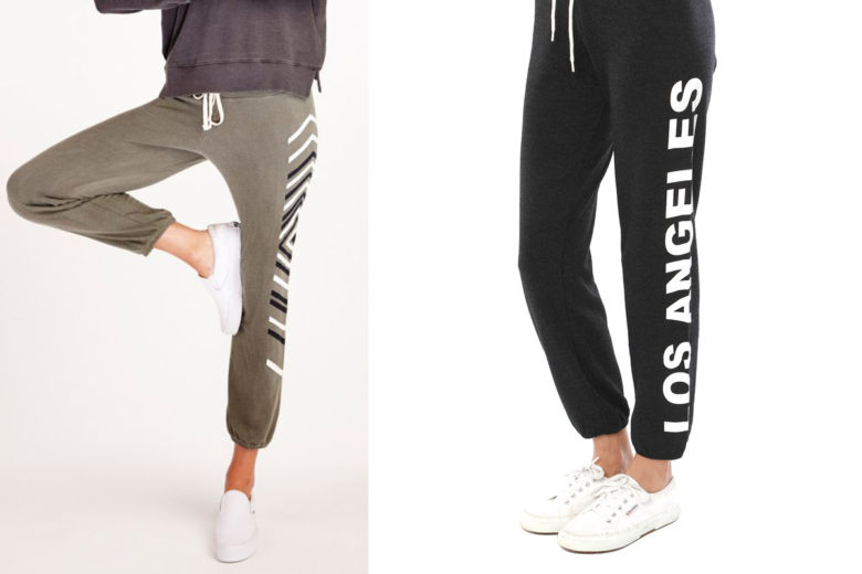 sweatpants: workout wear