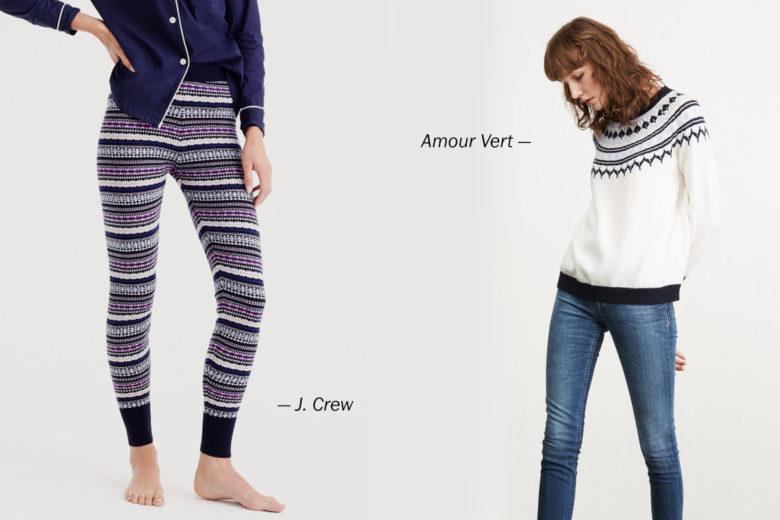 Fair Aisle: Winter fashion Trends