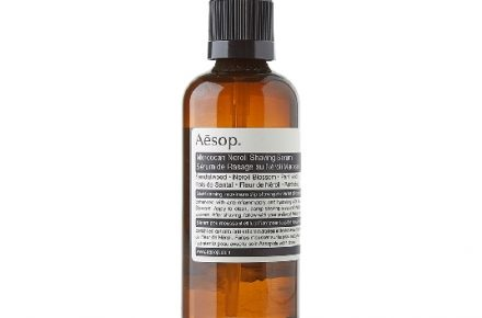 Aesop Moroccan Neroli shaving serum