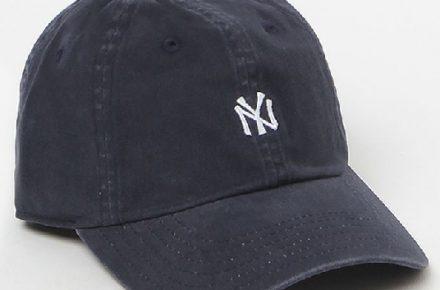 Mini logo Yankees baseball cap