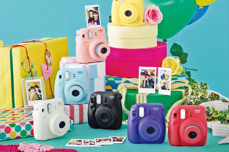 Best Instant Cameras: Instax Mini 87