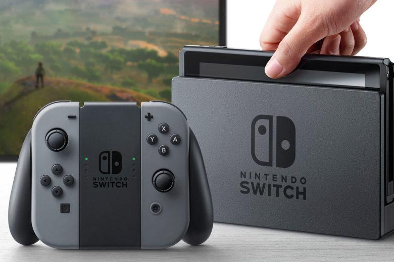 Nintendo Switch: CES 2017