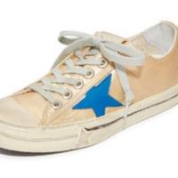 Metallic Sneakers By Golden Goose