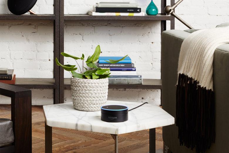Amazon Echo Dot: Devices listening