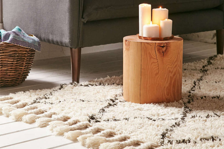 Hygge: Urban Outfitters Shag Rug